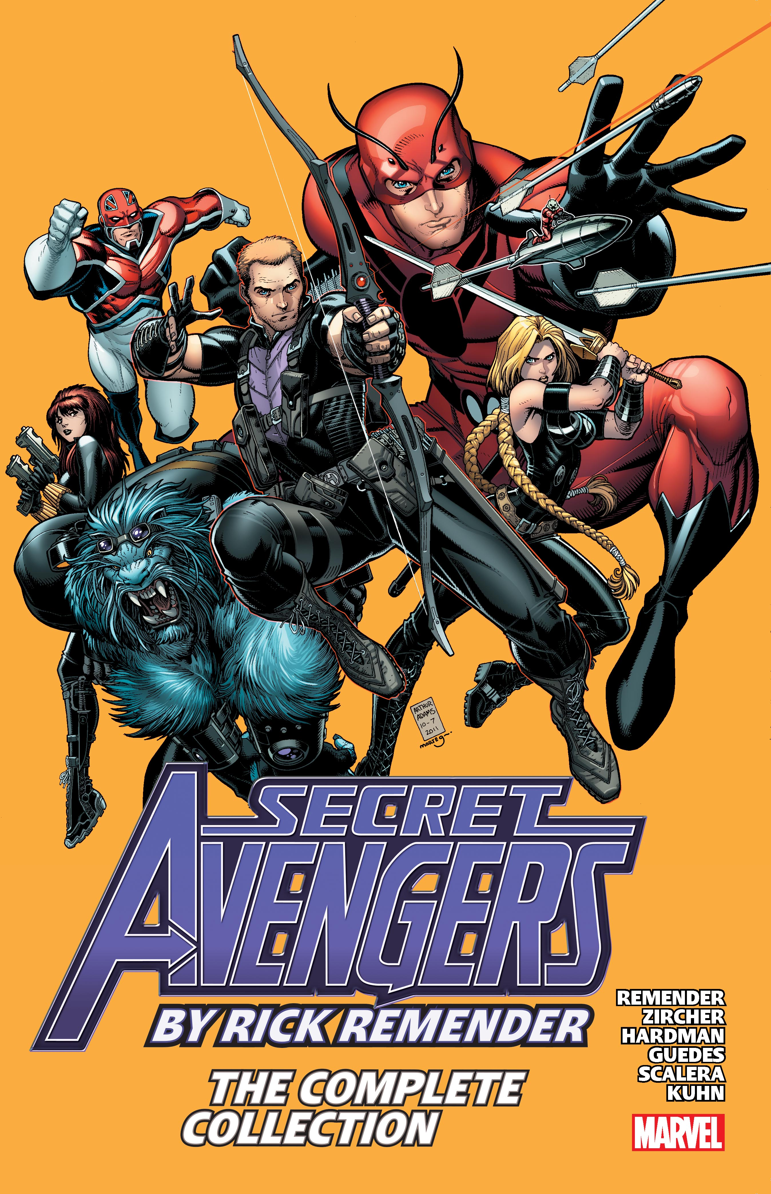 Secret Avengers by Rick Remender: The Complete Collection (Trade Paperback)