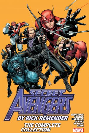 Rick Remender | Comics | Marvel com