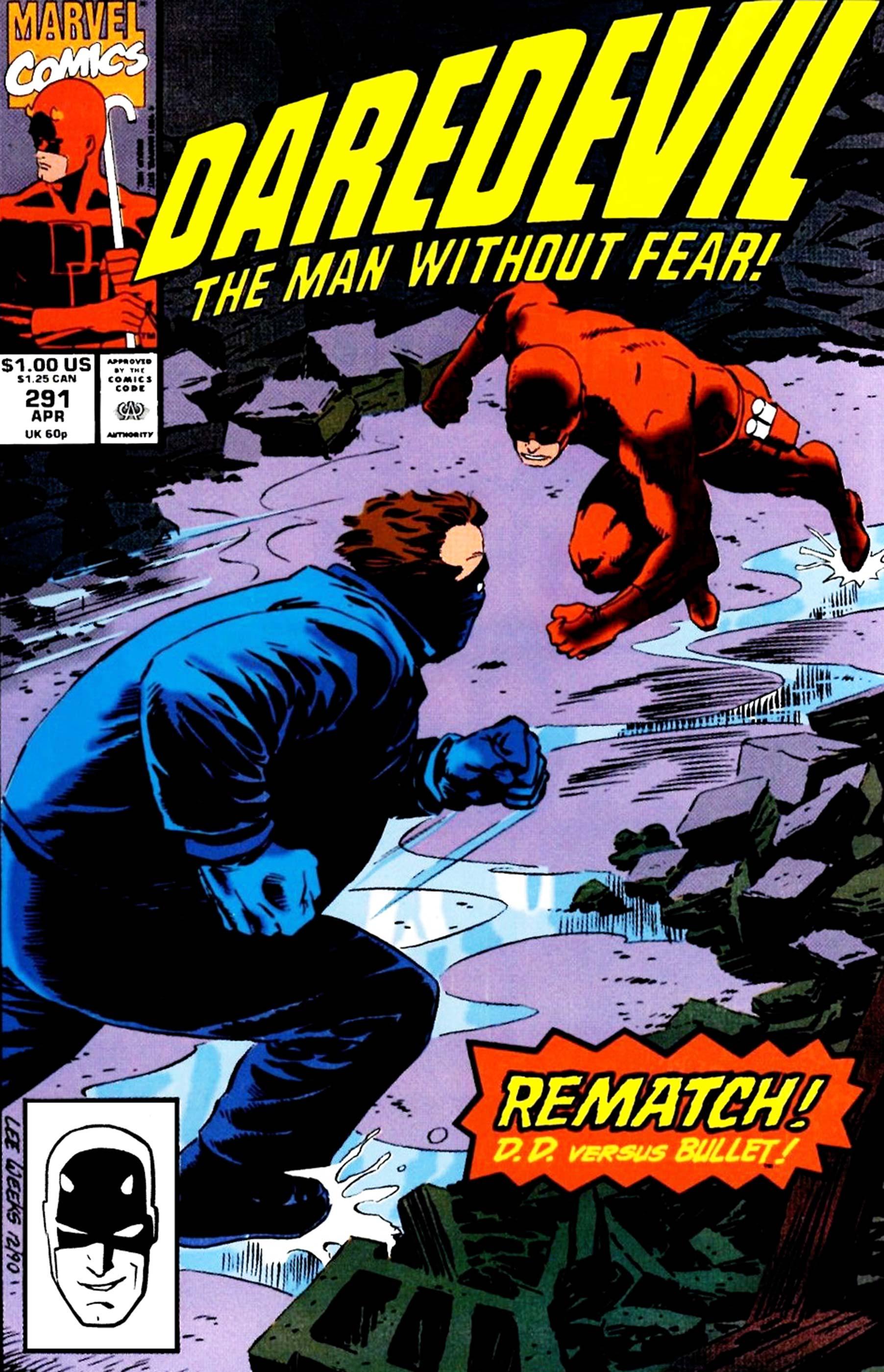Daredevil (1964) #291