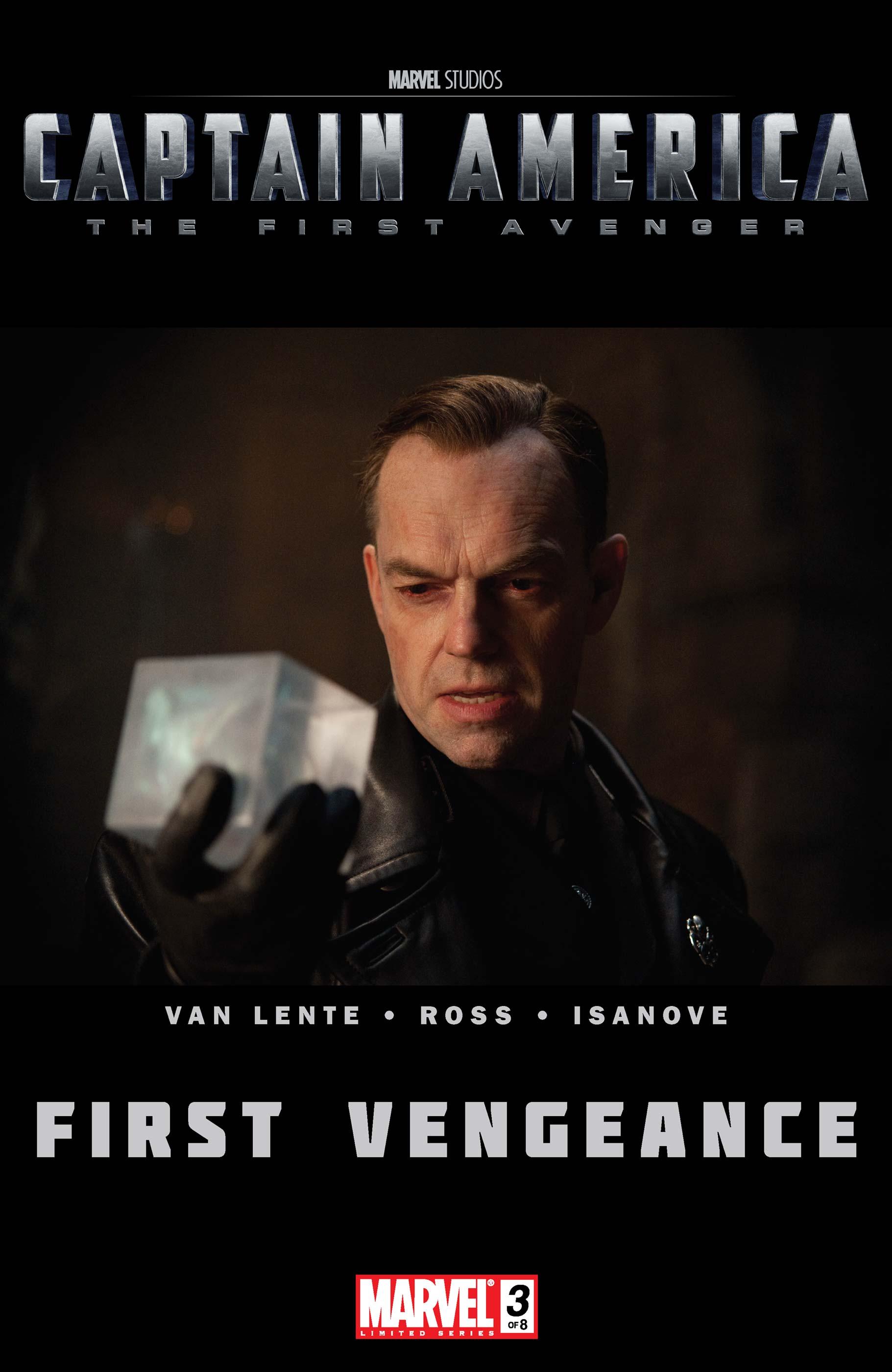 Captain America: First Vengeance (2011) #3