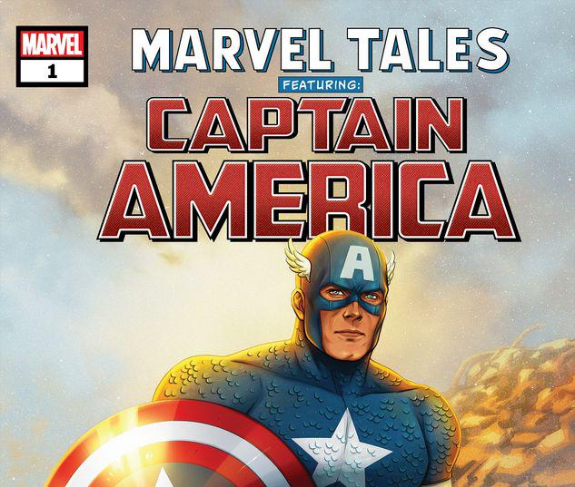 MARVEL TALES: CAPTAIN AMERICA 1 #1