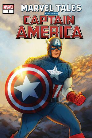 Marvel Tales: Captain America #1