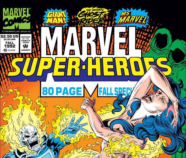 Marvel Super Heroes #11