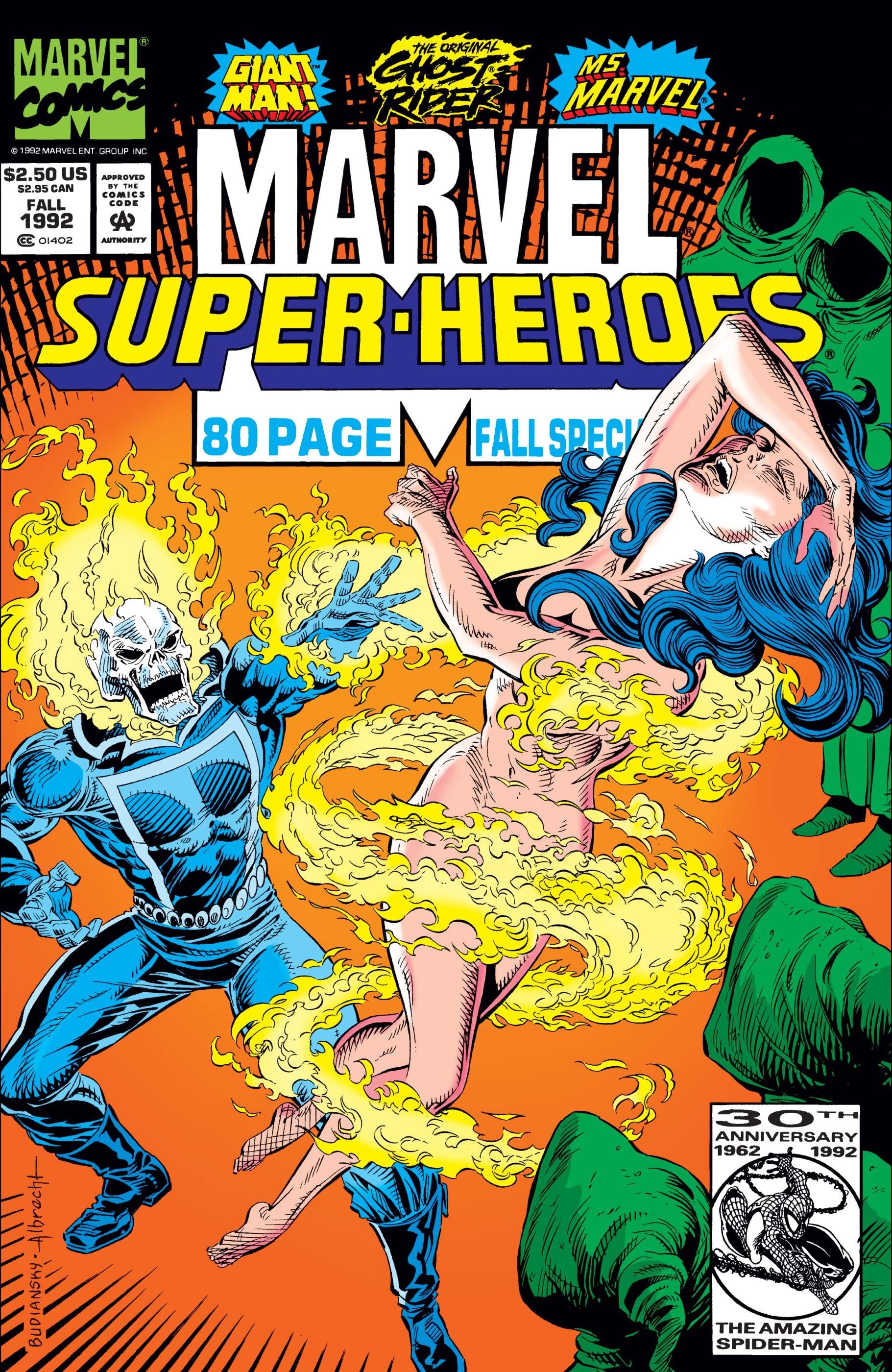 Marvel Super Heroes (1990) #11