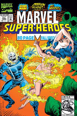 Marvel Super Heroes (1990) #11