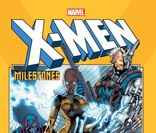 X-MEN MILESTONES: X-TINCTION AGENDA TPB #1