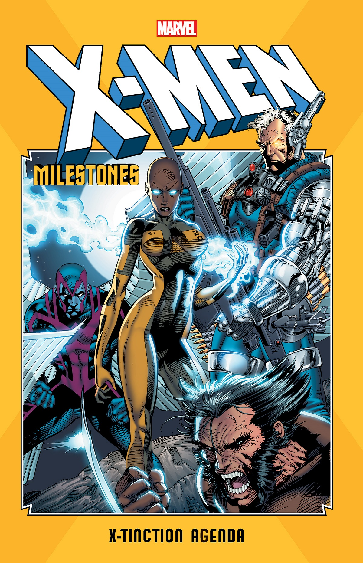 X-Men Milestones: X-Tinction Agenda  (Trade Paperback)