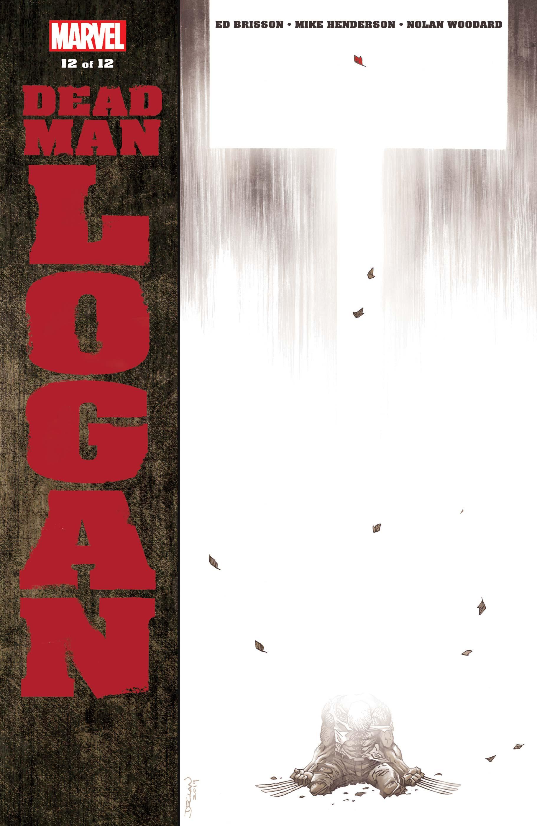 Dead Man Logan (2018) #12
