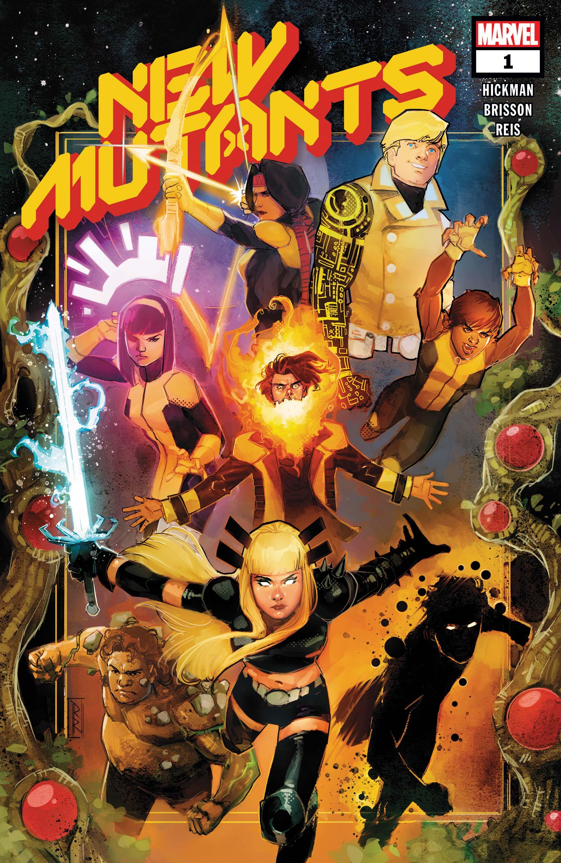 New Mutants (2019) #1