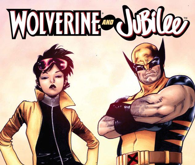 Wolverine & Jubilee (2011) #1