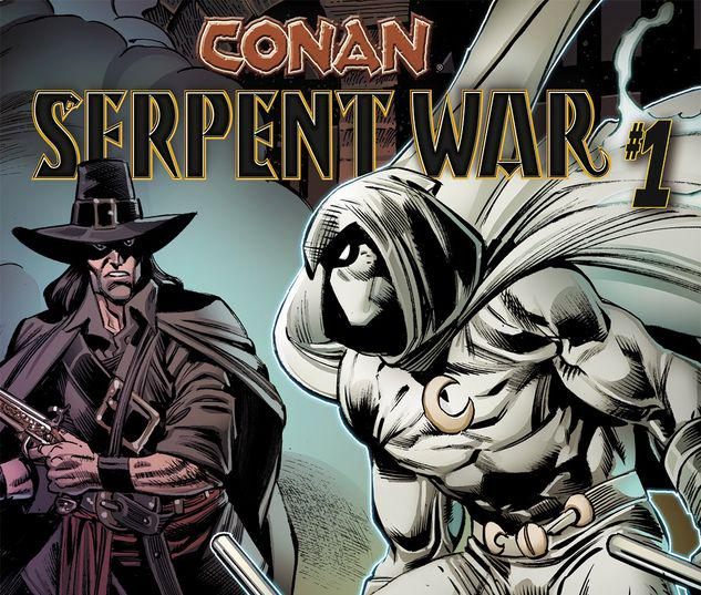 CONAN: SERPENT WAR 1 DIRECTOR'S CUT EDITION #1