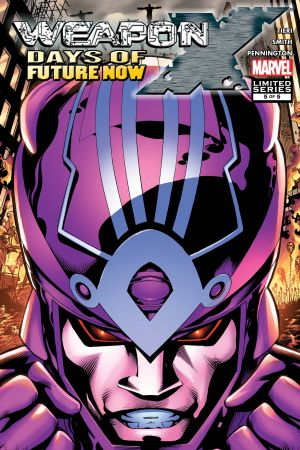 Weapon X: Days of Future Now (2005) #5
