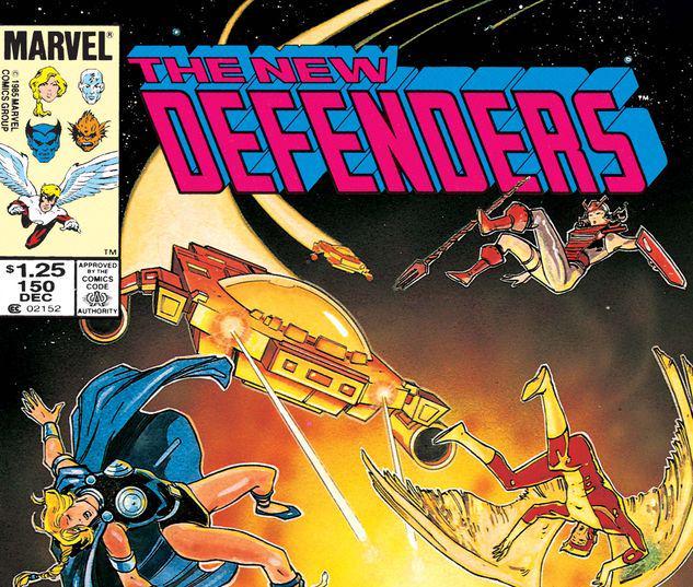 Defenders #150