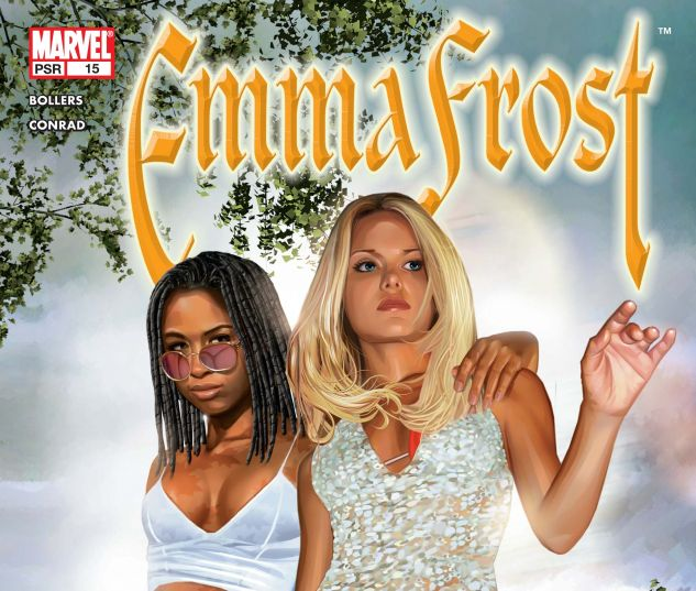 EMMA FROST (2003) #15
