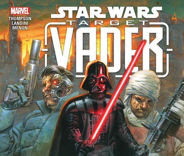 STAR WARS: TARGET VADER TPB #1