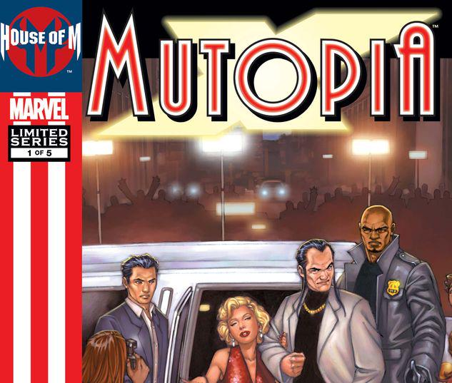 Mutopia X #1