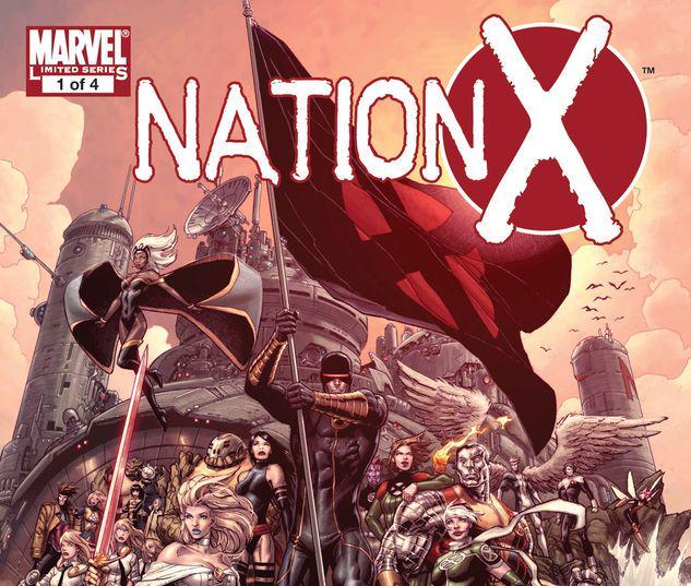 Nation X #1