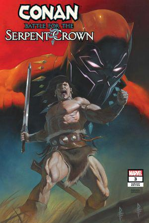 Conan: Battle for the Serpent Crown (2020) #3 (Variant)