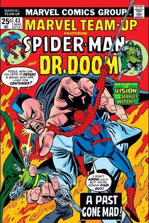 Marvel Team-Up (1972) #43