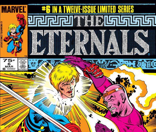 The Eternals #6