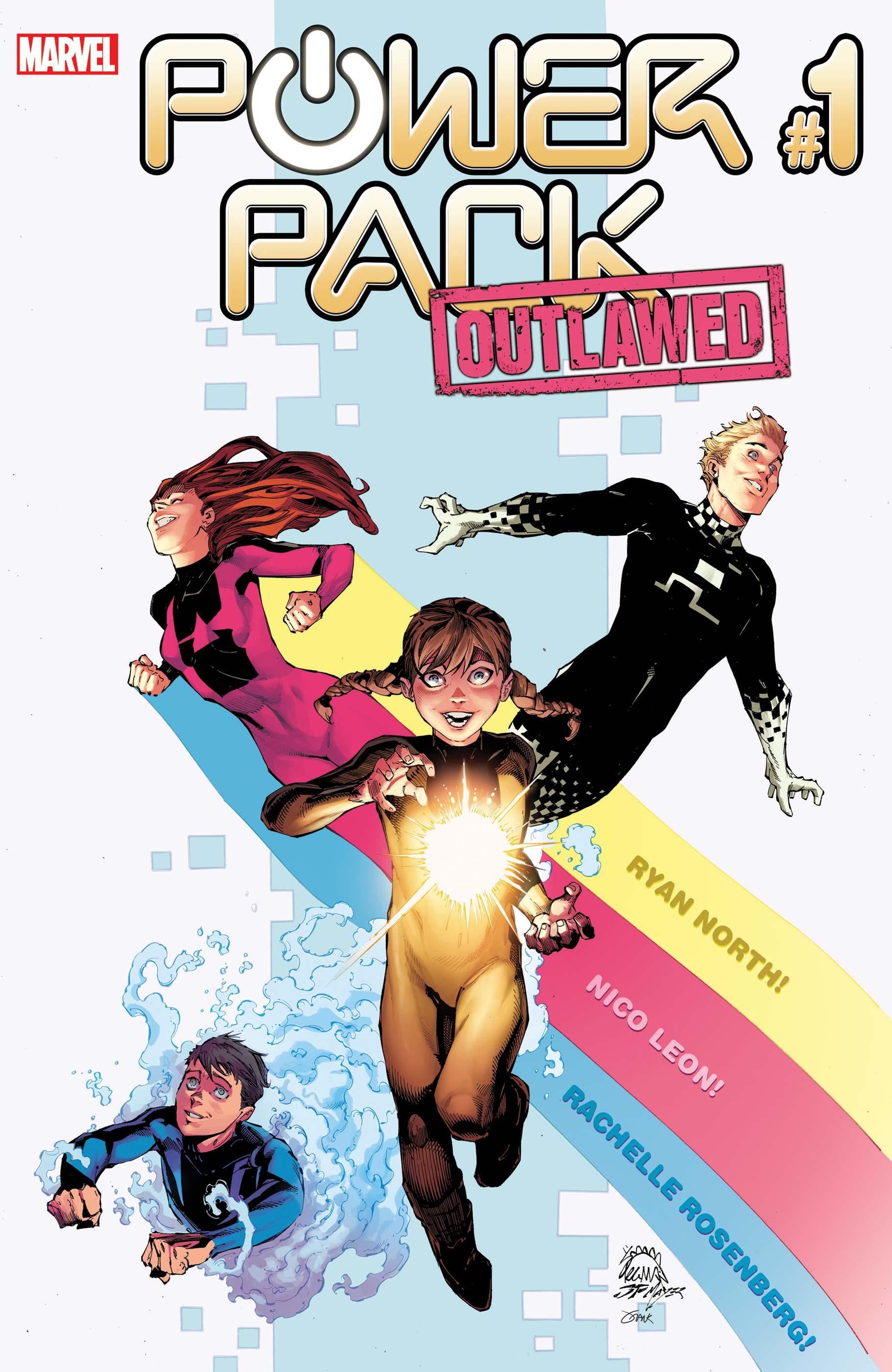 Power Pack (2020) #1