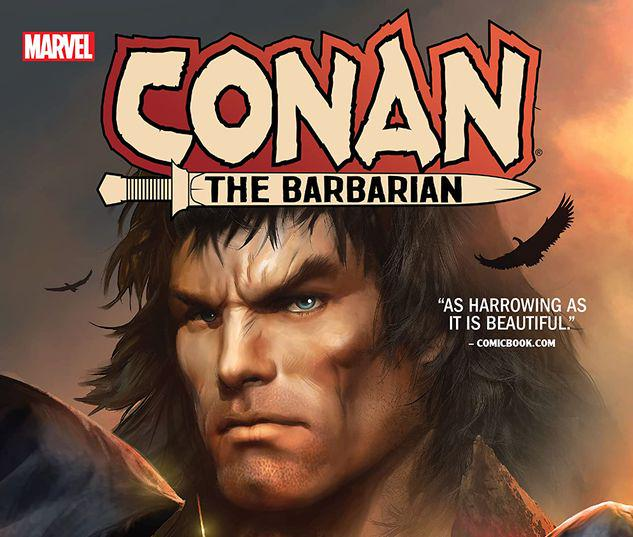 CONAN: EXODUS AND OTHER TALES TPB #1