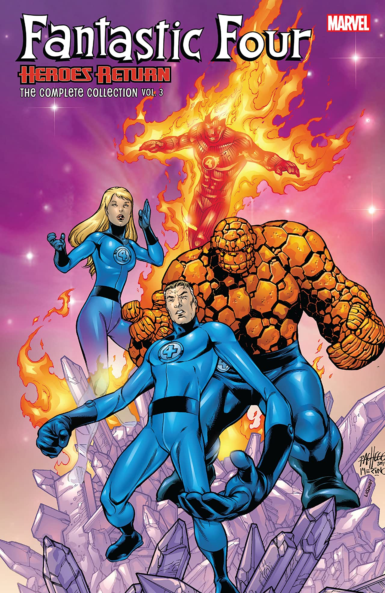 Fantastic Four: Heroes Return - The Complete Collection Vol. 3 (Trade Paperback)