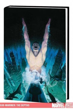Sub-Mariner: The Depths (Hardcover)