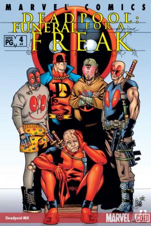 Deadpool #64