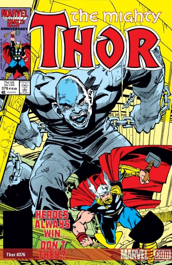 Thor (1966) #376