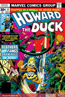 Howard the Duck (1976) #17