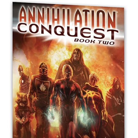 ANNIHILATION: CONQUEST BOOK 2 #0