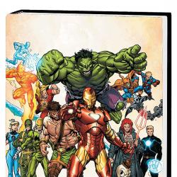 OFFICIAL HANDBOOK OF THE MARVEL UNIVERSE A TO Z VOL. 5 PREMIERE #0