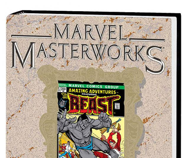 MARVEL MASTERWORKS: THE X-MEN VOL. 7 #0