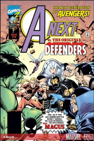 Spider-Girl Presents Avengers Next Vol. 1: Second Coming (2006)