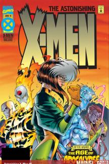 Astonishing X-Men #4