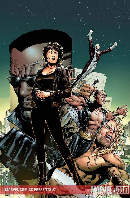 Marvel Comics Presents (2007) #7