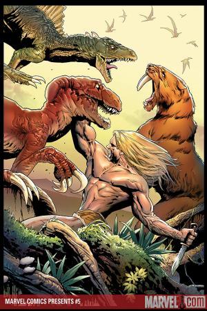 Marvel Comics Presents (2007) #5
