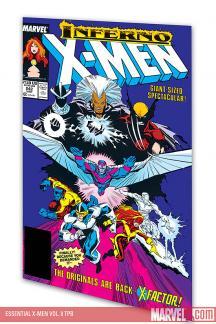 Essential X-Men Vol. 8 (Trade Paperback)