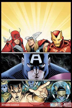 Avengers Classic (2007) #4