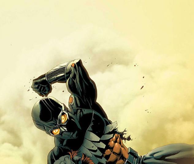 Squadron Supreme: Hyperion Vs. Nighthawk (2007) #1