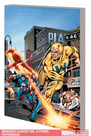 Invaders Classic Vol. 4 (Trade Paperback)