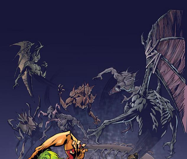 DOC SAMSON (2008) #4 COVER