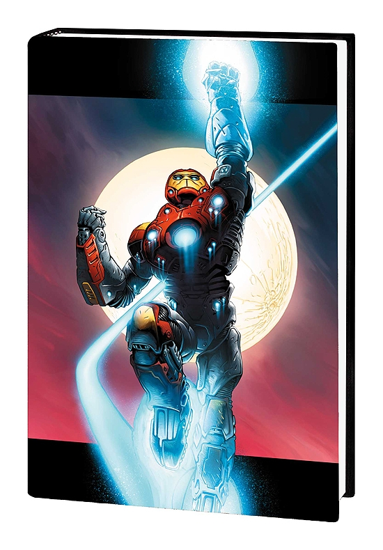 Ultimate Iron Man Vol.1 (Hardcover)