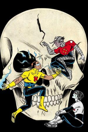 X-Statix Presents: Dead Girl #3
