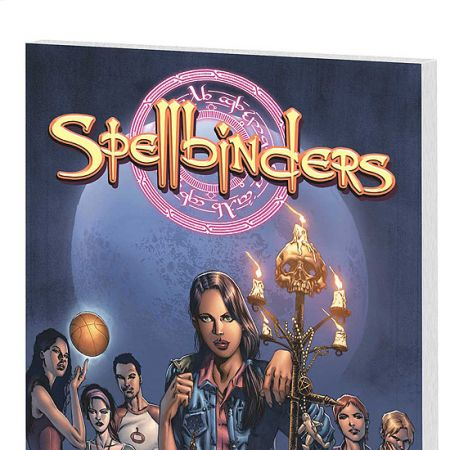 SPELLBINDERS: SIGNS AND WONDERS #0
