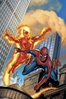 Spider-Man/Human Torch #5