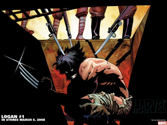 Logan (2008) #1 Wallpaper