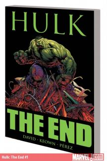 Hulk: The End (Trade Paperback)