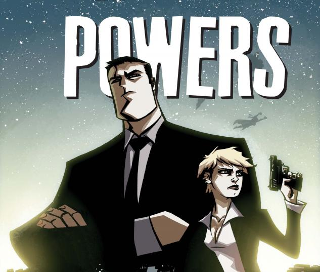Powers #10 cover